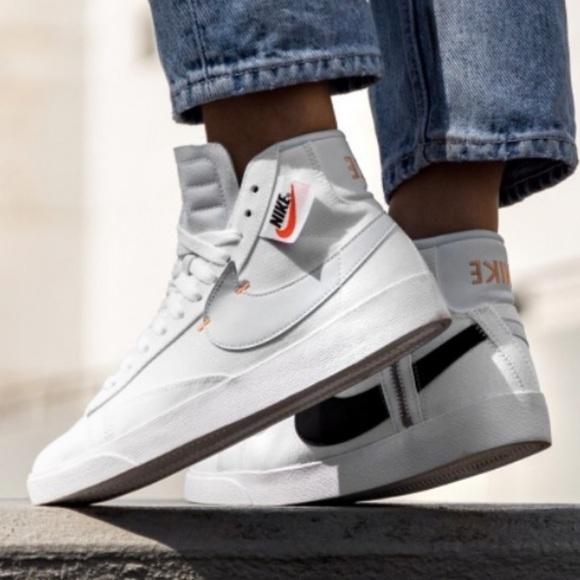 Womens Nike Blazer Mid Rebel Casual